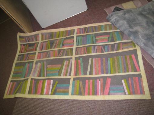 Nice Bookshelves!